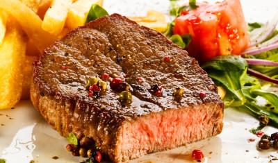 Steak essen