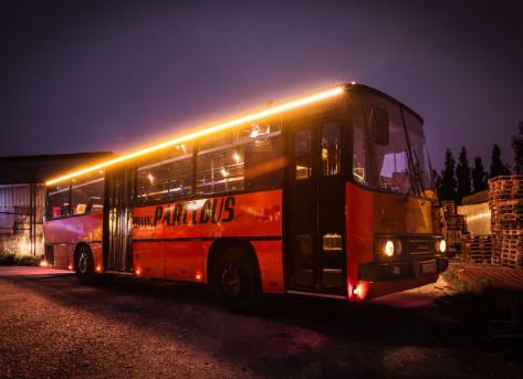 Bar- & Stripclubtour im Partybus