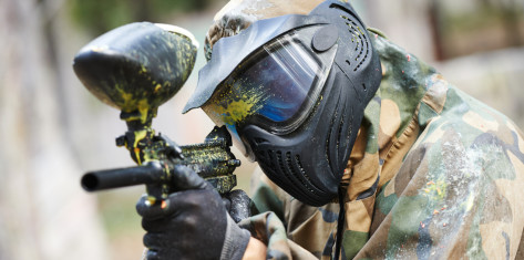Paintballing - Dutch Style