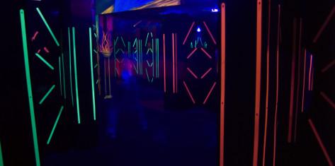 Lasertag 13-24 Personen