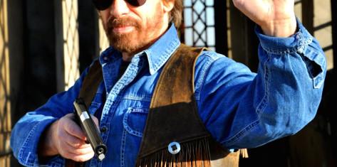 Rencontre avec Chuck Norris