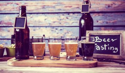 Craft Bier Tasting
