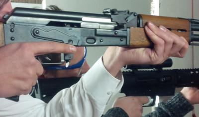 AK-47 Extrem Skydning