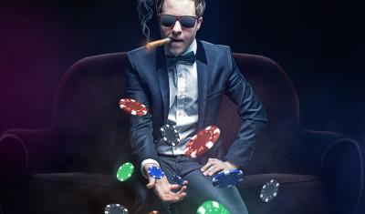 Pokernacht im Casino
