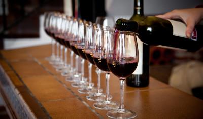Weinprobe mit Führung