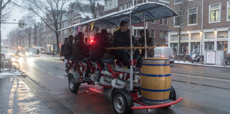 Beer Bike (13 - 17 personnes)