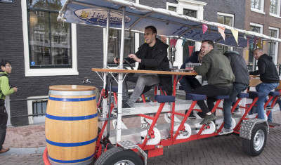 Beer Bike (9 - 12 ppl.)