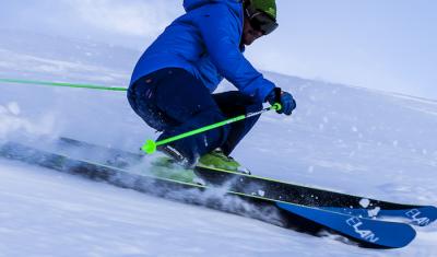 Skiing Indoor