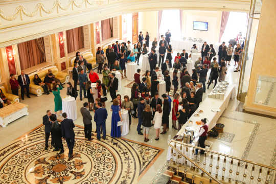 Bicentenary celebration in Almaty