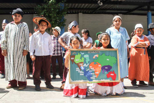 El Salvador celebrations embrace adults and children