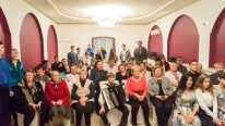 Vladivostok Bahá'ís celebrate bicentenary with neighbours and friends
