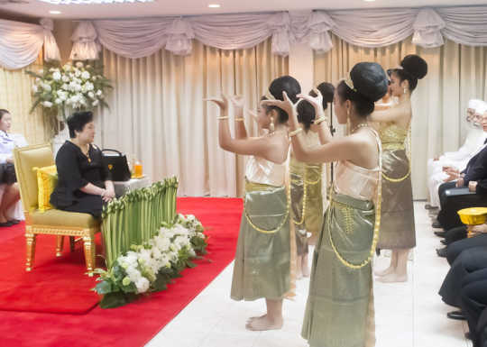 Thai Princess attends Bangkok bicentenary celebration