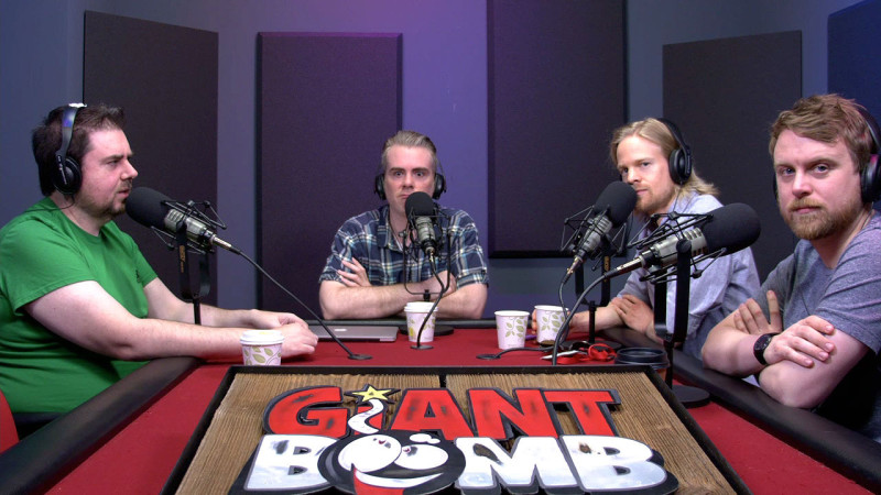 10 gaming podcasts you should listen to today - giant bombcast