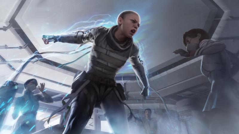 Apex Legends Wraith Breakout
