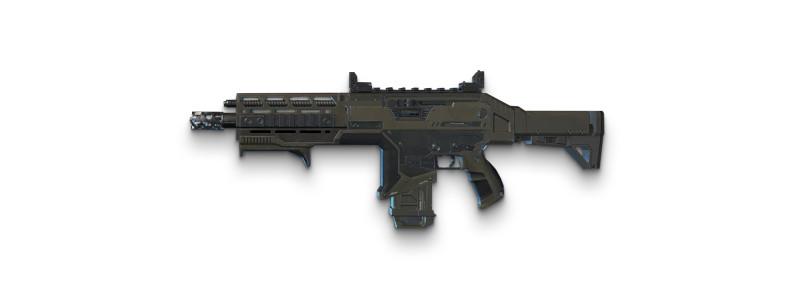 Hemlok Burst AR
