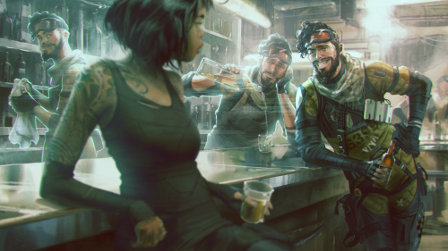 How Apex Legends succeeds where other battle royale games fail