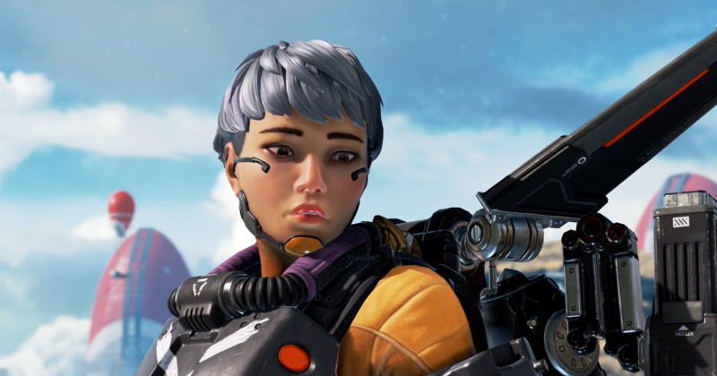 Olympians who are real-life esports characters - Apex Legends Valkyrie