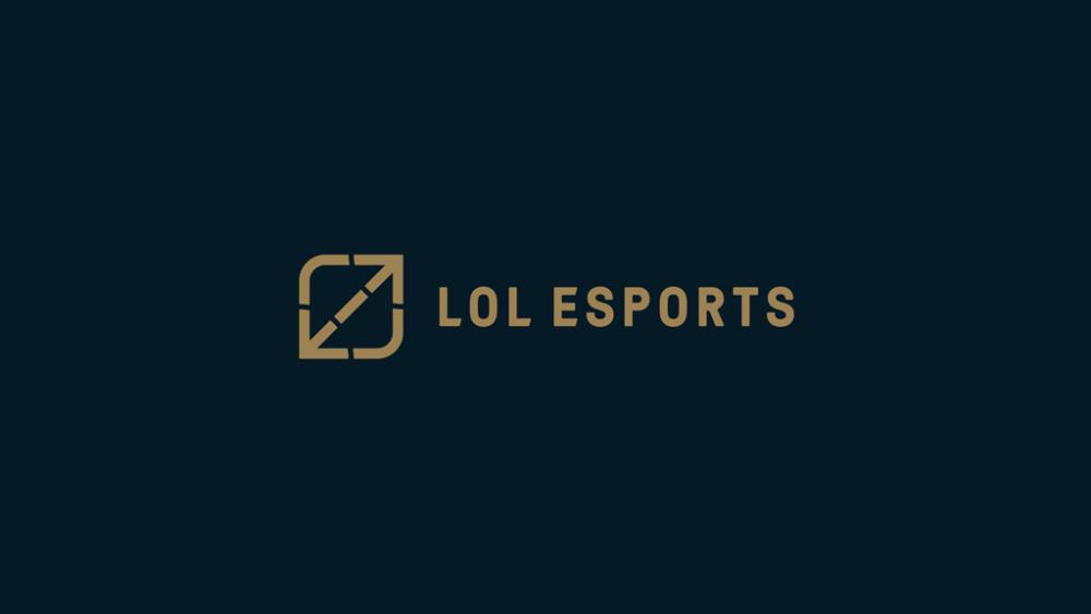 League of Legends Esports Logo