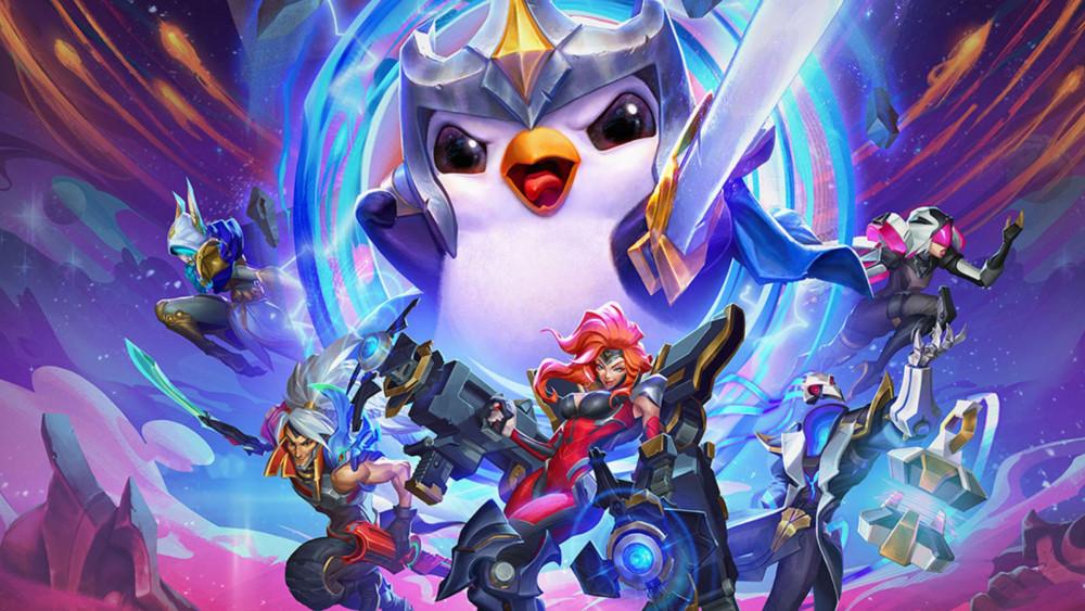 Teamfight Tactics characters