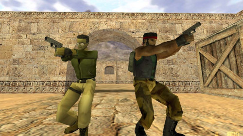 The history of Counter Strike