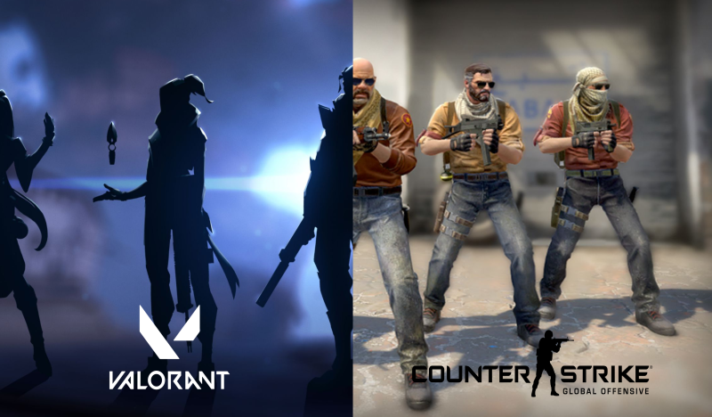 Why Top CS:GO Players are Switching to VALORANT: Similarities and differences between CS: GO and VALORANT