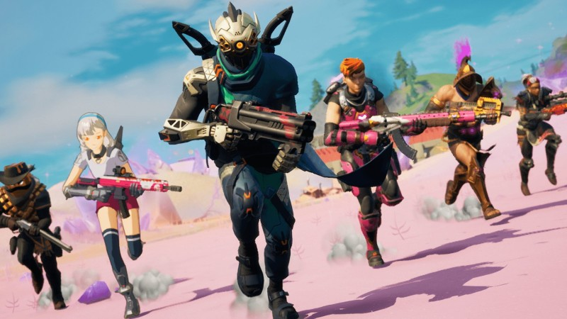 A beginner's guide to Fortnite - characters