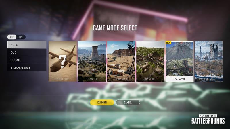 PUBG: BATTLEGROUNDS game modes
