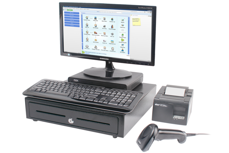 Quickbooks pos systems