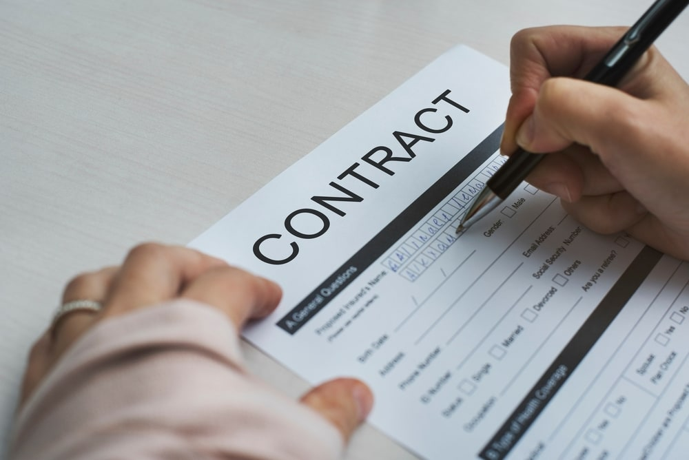 Independent contractor legal rights