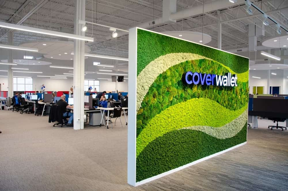 CoverWallet new office in Rochester