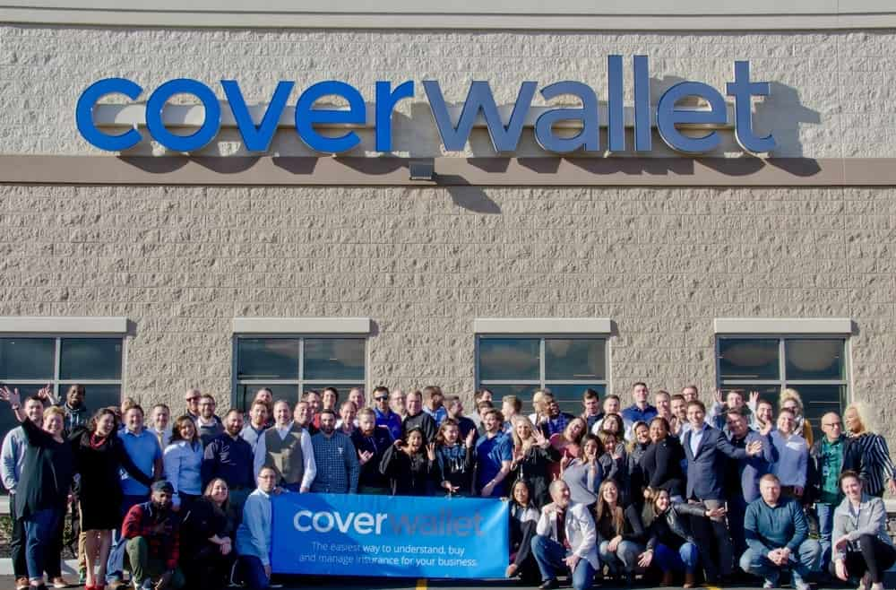 CoverWallet expands to a new office in Rochester