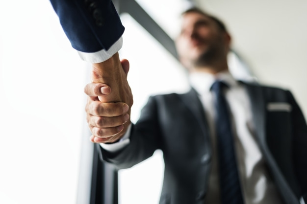 Choose business partners