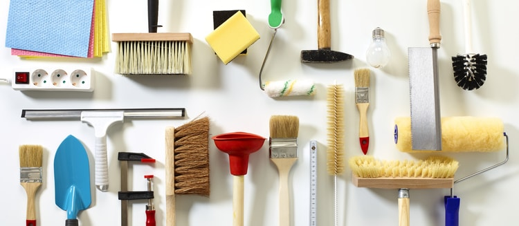 Janitors tools and equipment   what and how to choose