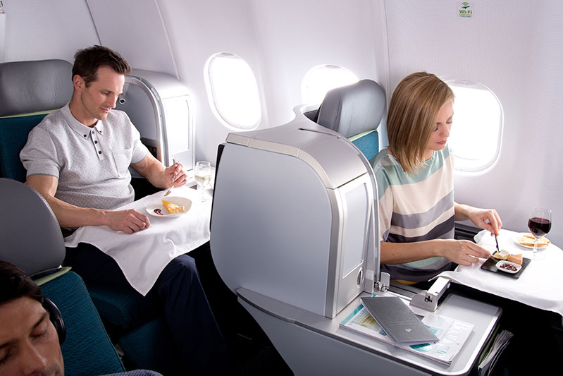 Upgrade to Business Class from 37,000 Avios