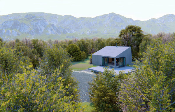 Ecokit Modern Prefab Cabin Kits For Sale Usa Field Mag