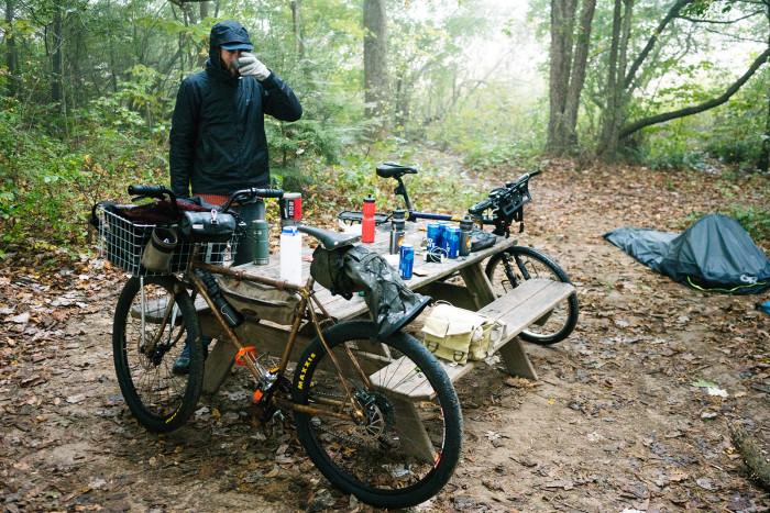 Best Bikepacking Trails Near NYC - Bike Camp PA | Field Mag