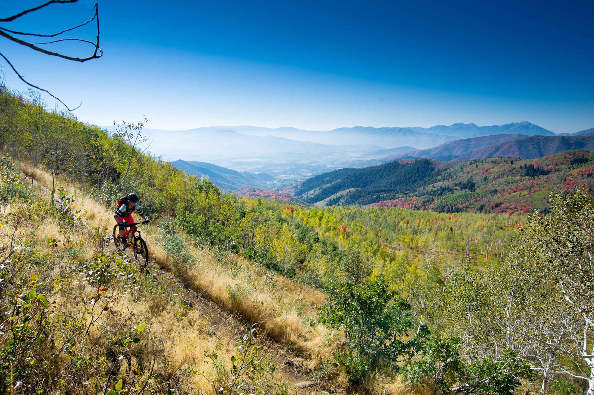 Ride, Eat, Repeat: A Mountain Biker's Guide to Park City, UT