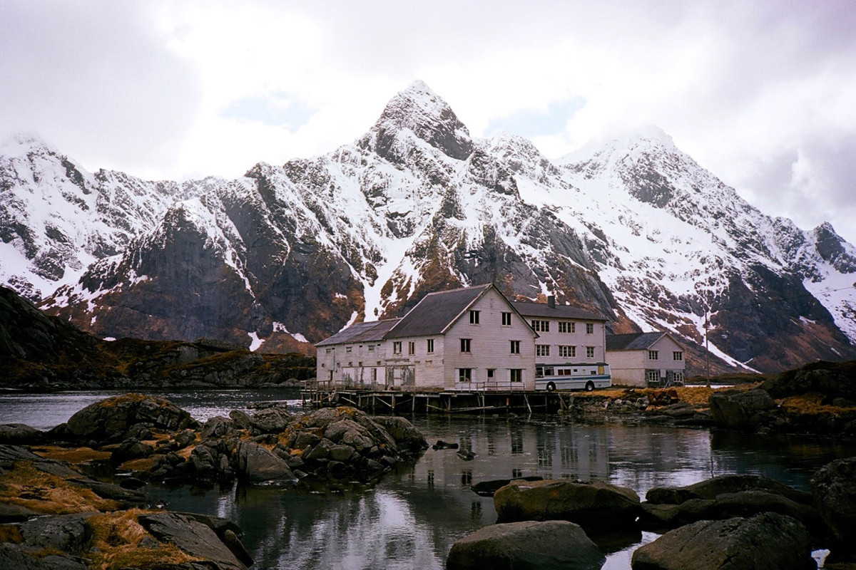 A Long Wander on Norway's Lofoten Islands