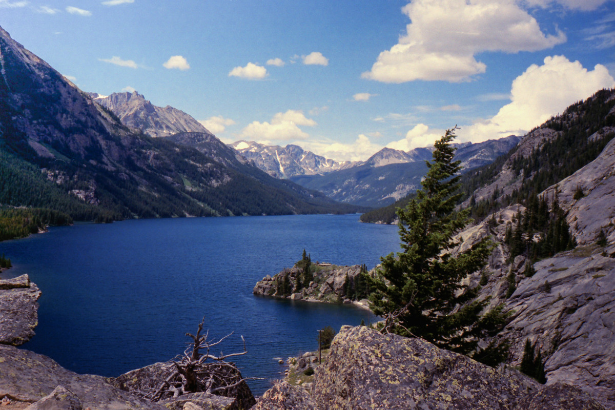 Film Photography From Exploring Montana's Mystic Lake Region