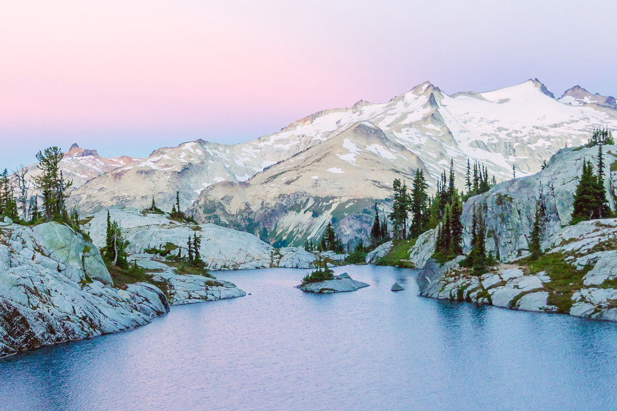 Solo Hiking Washington's Alpine Lakes Wilderness