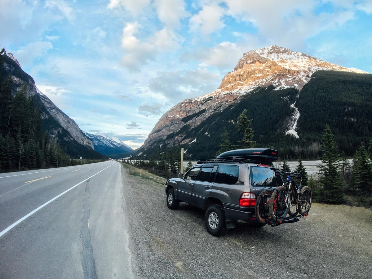 Photo Essay: Off Season Mountain Biking in Revelstoke