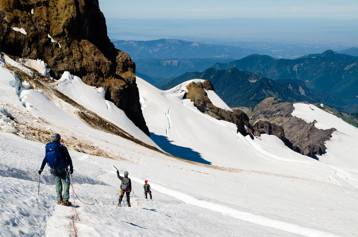 A 24 Hour Effort to Summit Mount Baker
