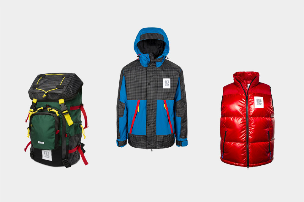 7 Highlights From Topo Designs Fall 2019 Collection
