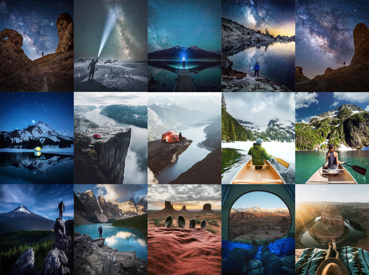 How Instagram Cliches Ruined Outdoor Photography | Field Mag