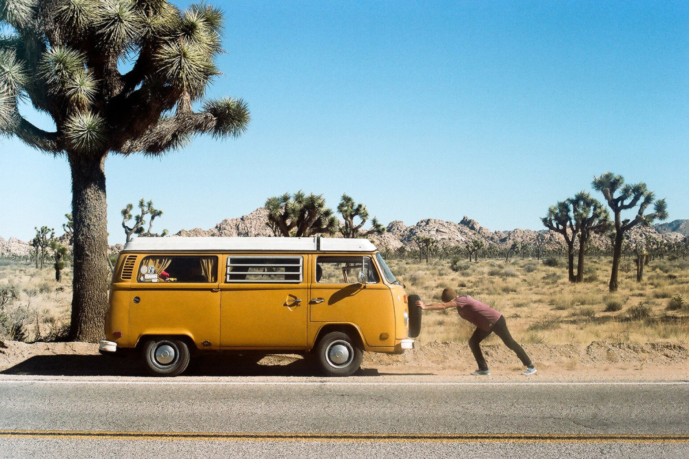 What It's *Really* Like to Live on the Road in a Vintage Van