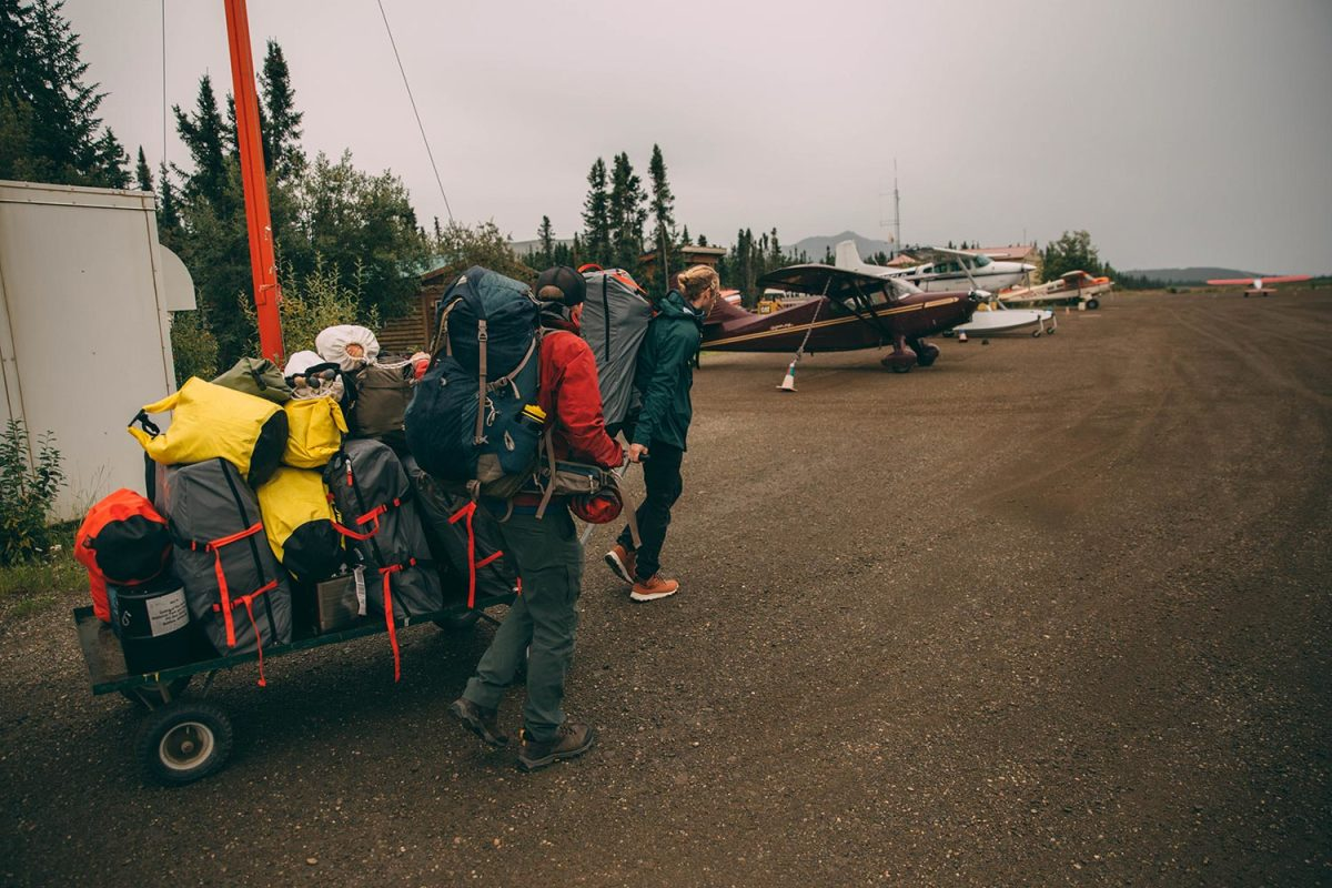 Hiking & Kayaking Alaska's Gates of the Arctic National Park