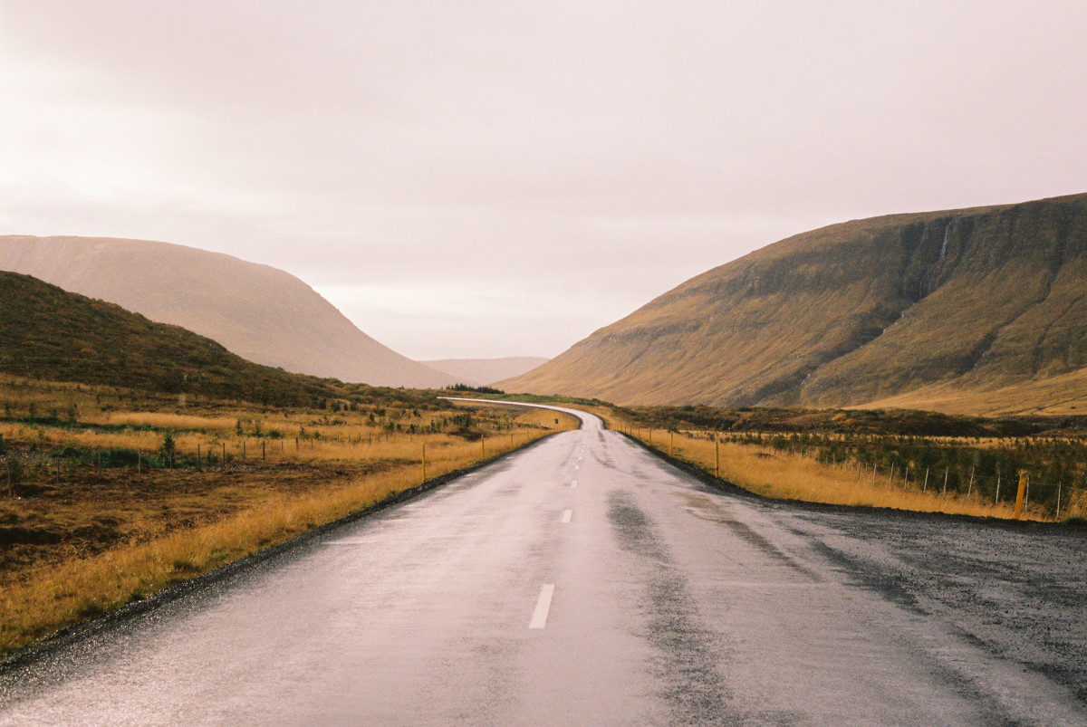 Exploring Iceland's West Fjords