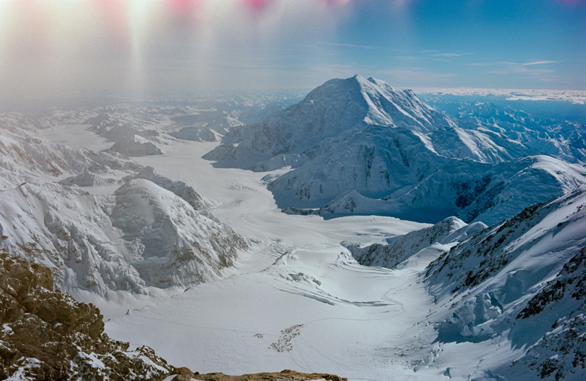 What It's Like to Climb Denali, North America's Highest Peak