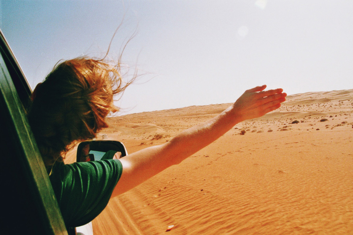 Becoming One With the Desert of Oman