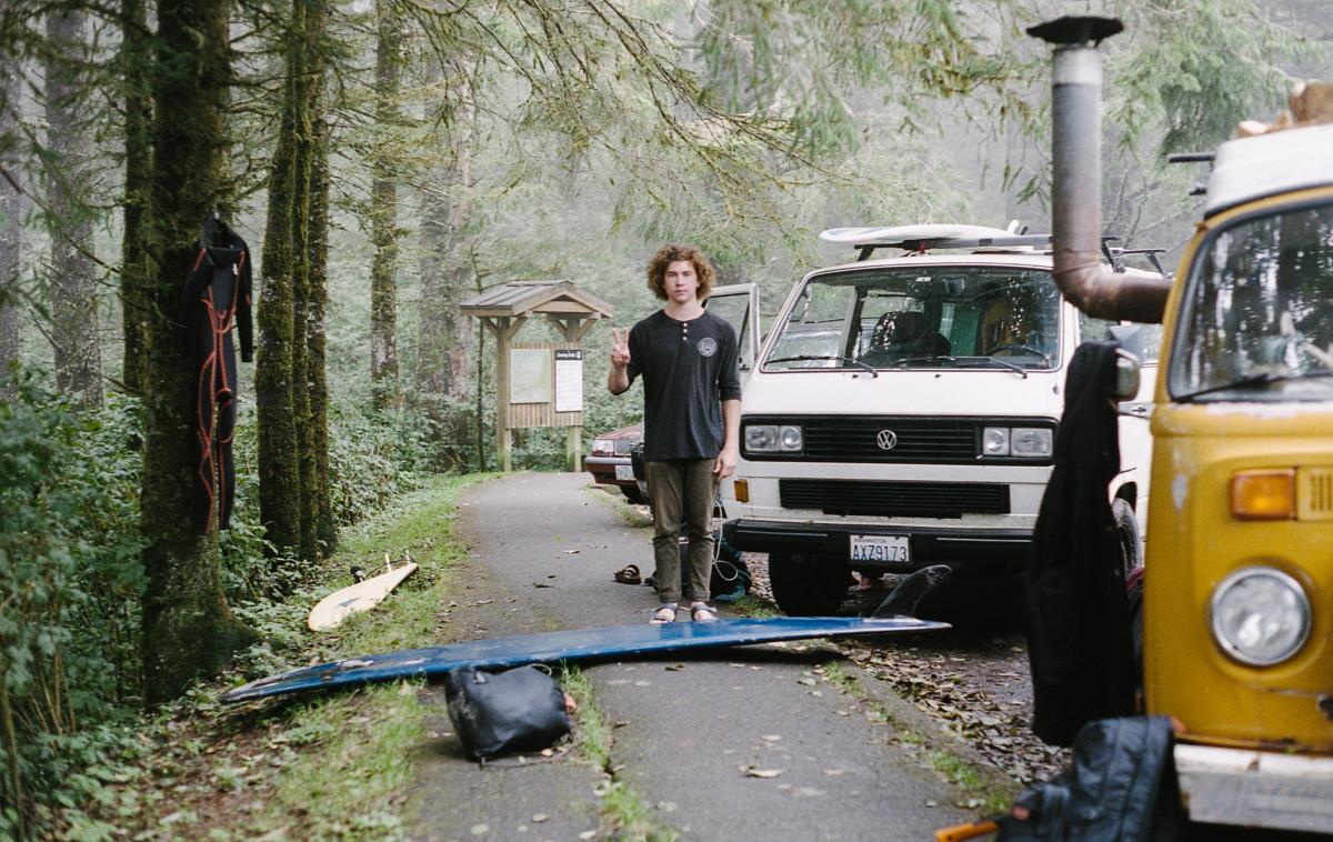 Photo Essay: Swell Searching Along the Oregon Coast